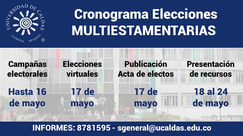 Elecciones multiestamentarias