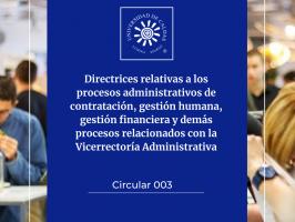 Circular003 Vice Administrativa