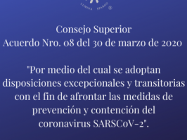 ConsejoSuperior30demarzo
