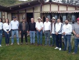 U de Caldas presente en proyecto de reforestación en el municipio de Villamaría