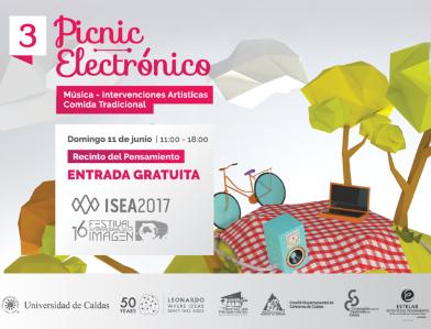 WEB 3er Picnic Electronico