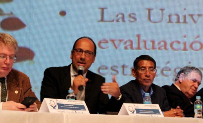Rector U de Caldas Congreso Iberoamericano Municipalistas