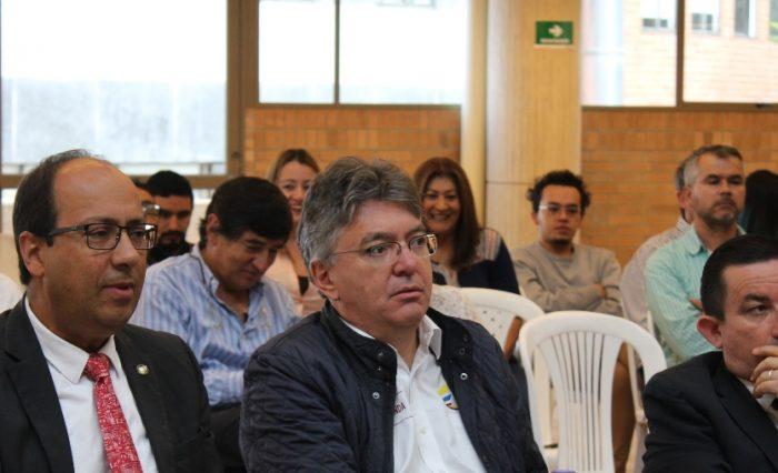 Visita Ministro Hacienda a Universidad de Caldas