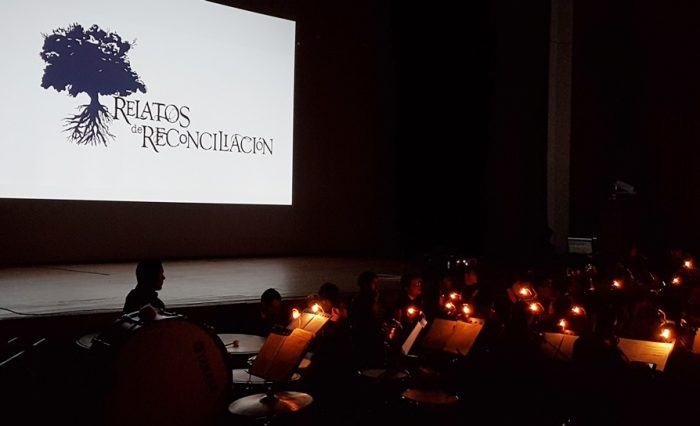 Relatos Reconciliación Festival Internacional Imagen Universidad de Caldas
