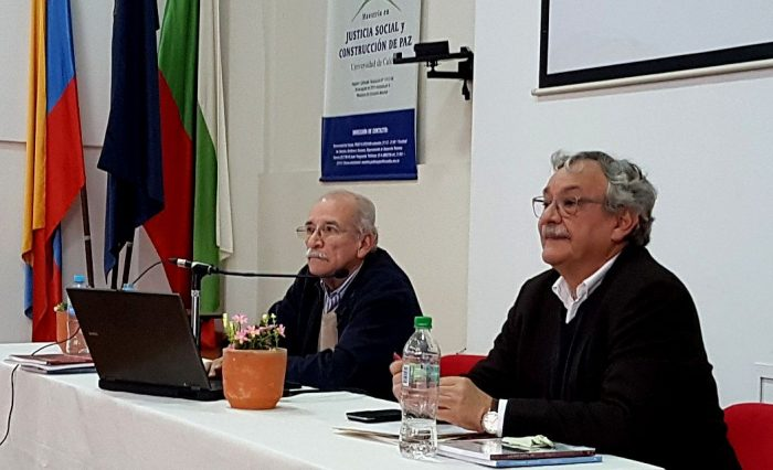 Paz proceso electoral U Caldas