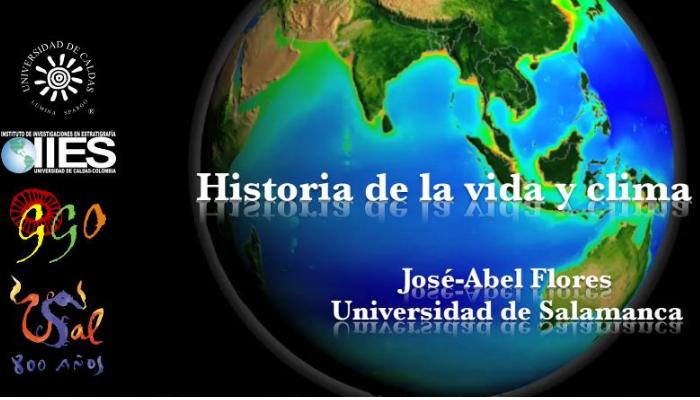 conferencia historia de la vida