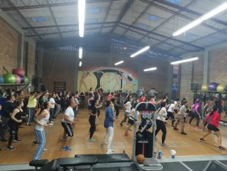 Unicaldas Activa y Saludable Baile Recreativo