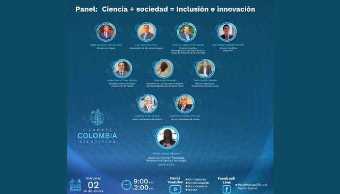 CumbreColombiaCientifíca
