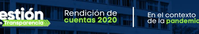 Rendición de cuentas UCaldas 2021