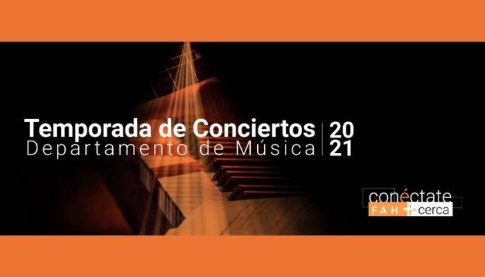 temporada de conciertos
