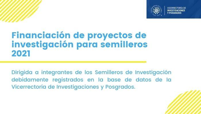 proyectos investigacion